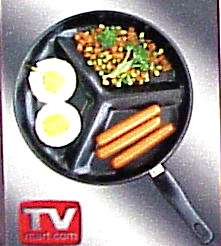 frying pan set cooking